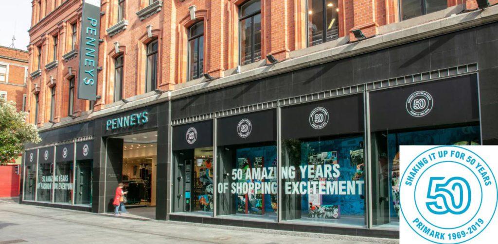 Первый магазин Primark - ATMOSPHERE